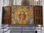 Klaren-Altar: Die Rückseite des Klaren-Altars.